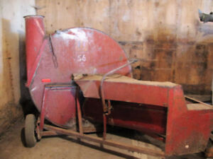 International Forage Blower For Sale