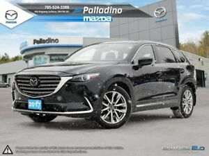 2017 Mazda CX-9 Signature - TOP OF THE LINE SAFETY OPTIONS - UNI