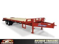 Sure-Trac HD Flatbed & Beavertail Deckover