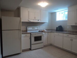 FULLY RENOVATED 1BDRM/BSMT AVAILABLE JULY 1ST