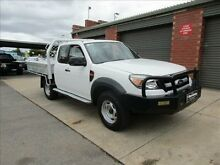 2011 Ford Ranger PK XL (4x4) White 5 Speed Manual Holden Hill Tea Tree Gully Area Preview