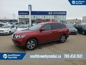 2017 Nissan Pathfinder SV/AWD/7PASSENGER/BACKUP CAM/HEATED SEATS