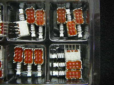 Ck Pn21sdna03qe Pushbutton Switch Dpdt Straight Thru-hole Ra New 5pkg