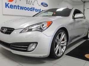 2010 Hyundai Genesis Coupe 3.8 GT! Leather and Roof!