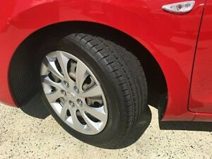 2013 Hyundai i30 GD Active Red 6 Speed Semi Auto Hatchback Southport Gold Coast City Preview
