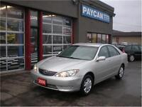 2006 Toyota Camry LE|FREE 6 MONTH ENGINE & TRANS WARRANTY FREE!