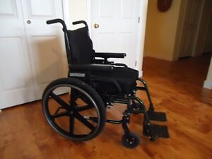Barely Used Otto Bock Wheelchair