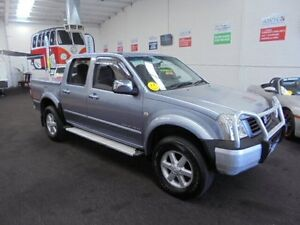 2004 Holden Rodeo RA LT Crew Cab Blue 4 Speed Automatic Utility Wangara Wanneroo Area Preview