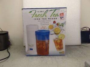 Iced Tea Maker 2 Qt - 50% OFF !! SALE...SALE $$$ 15