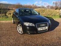 AUDI A3 1.6 SPECIAL EDITION 2007 56 *RS4 STYLE ALLOYS, NEW MOT & SERVICE*