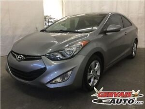 Hyundai Elantra Coupe GLS Toit Ouvrant A/C MAGS 2013