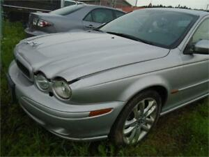 2003 Jaguar X-TYPE AWD - AS IS
