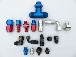 AN FITTINGS, AN HOSE, BRAKE FITTINGS, ADAPTORS & MUCH MORE