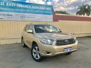2008 TOYOTA KLUGER 7 SEATER * FREE 1 YEAR INTEGRITY WARRANTY *