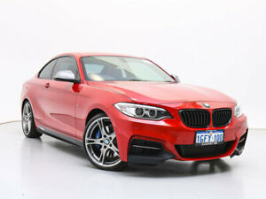 2016 BMW M235i F22 MY16 Red 8 Speed Automatic Coupe Jandakot Cockburn Area Preview