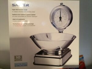 Salter High Dial Kitchen Scale