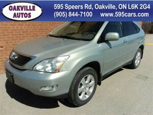 2009 LEXUS RX350- AS IS