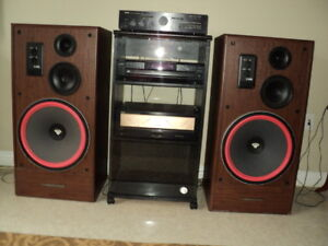 stereo system 800 today