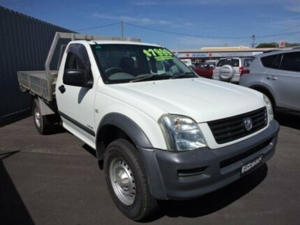 2004 Holden Rodeo RA LT 5 Speed Manual Crew Cab Pickup Wagga Wagga Wagga Wagga City Preview