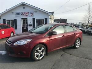2014 Ford Focus SE Only 94K Priced to sell FAST! $8295 $88 B/W