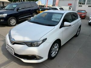 2017 Toyota Corolla ZRE182R Ascent Sport White Constant Variable Colac Colac-Otway Area Preview