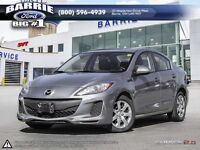 2013 Mazda Mazda3 4DR SDN AT GX