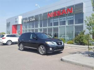 2014 Nissan Pathfinder Platinum **FULLY LOADED** REDUCED PRICE!!