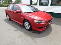2014 Mitsubishi Lancer SE only $118 bi-weekly all in! NEW PRICE!