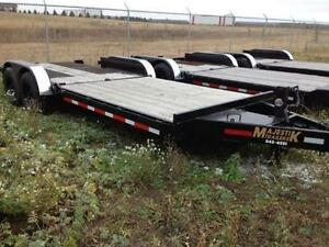 Majestik 20ft L270 Bobcat Tilt Trailer