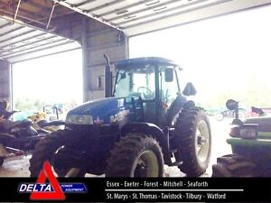 2014 New Holland TS6.125 Tractor