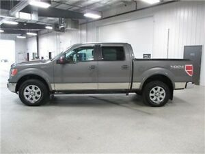 2014 Ford F-150 Lariat S/Crew 4X4 Navigation Moose Jaw Regina Area image 4