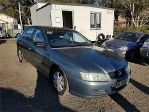 2005 Holden Commodore VZ Executive Blue Automatic Sedan