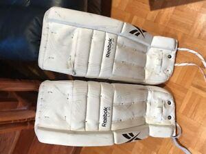 Goalie Equipment - Pads - Pants - Knee Guards
