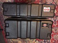 SKB 19'' 2 unit rack, hard case (the original model).