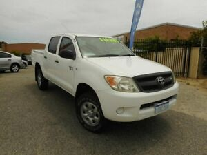 2008 Toyota Hilux GGN25R 07 Upgrade SR (4x4) 5 Speed Automatic Dual Cab Pick-up Wangara Wanneroo Area Preview