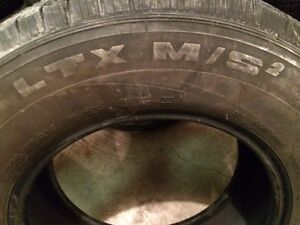 Michelin LTX M/S2 LT225/75R16 tires. London Ontario image 4