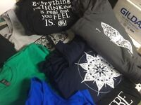Custom Shirts for Businesses & Events