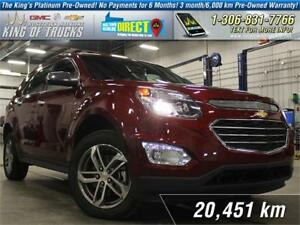 2017 Chevrolet Equinox Premier One Owner | Leather | PST Paid