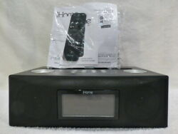 iHome iD84BZ 30 pin App_Enhanced Dual Alarm Clock Radio AM/FM iPhone iPad $400