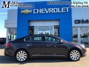 2014 Buick LaCrosse Leather  - Certified