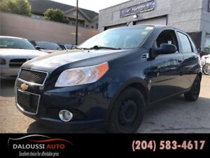 finance available !! 2009 chevrolet aveo LT HAS ONLY 125KMS