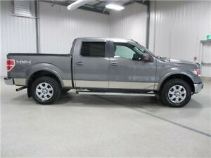 2014 Ford F-150 Lariat S/Crew 4X4 Navigation Moose Jaw Regina Area image 8