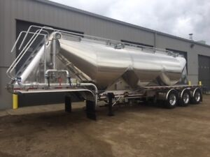 Pneumatic, Reefer, faltdecks trailers for sale