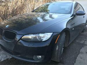 2009 BMW 328i XDRIVE AWD RED LEATHER SEATS! 6 SPEED NO ACCIDENTS