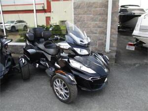 2014 Can Am Spyder RT Limited 1330 SE6