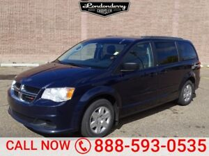 2013 Dodge Grand Caravan SXT STOW&GO Bluetooth,  A/C,
