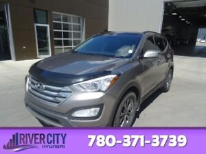 2015 Hyundai Santa Fe Sport AWD LIMITED Navigation (GPS),  Leath