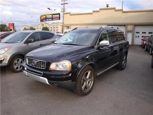 Volvo XC90 R-Type 2010 -AWD-Cuir-Toit-TV/DVD-7pass- a vendre