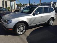 2010 BMW X3 30i AWD PANORAMIC LUXURY
