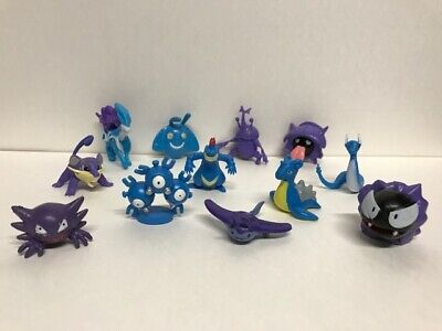 Pokemon Pikachu Large Action Figurine Figures Set of 12 Brand New #12